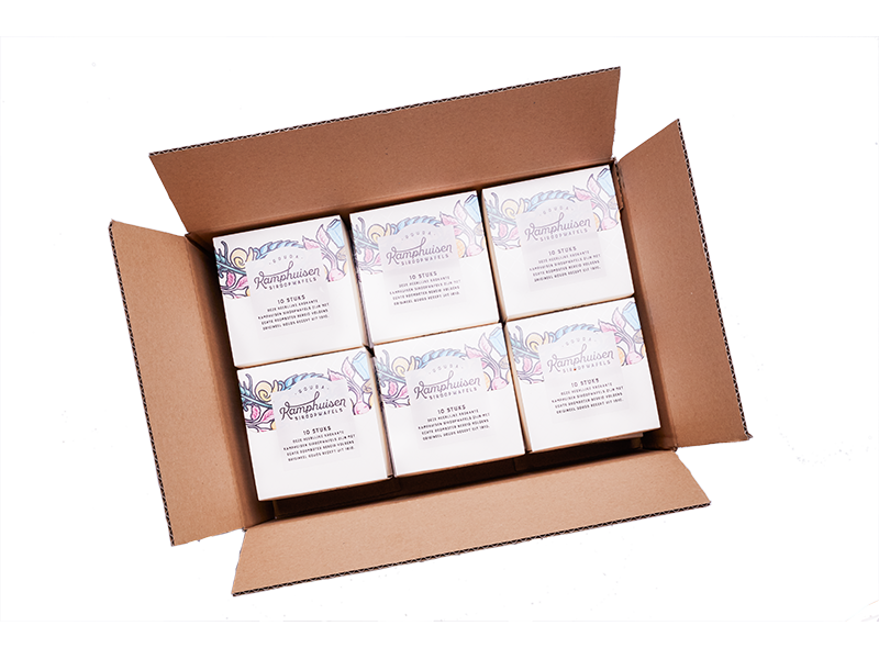 Advantage Pack Kamphuisen giftboxes